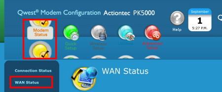 image of PK Wan Status