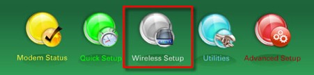 image of Wireless Setup