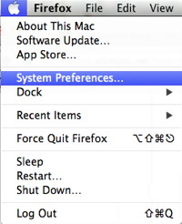 image of System Preferences