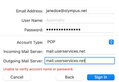 Add Server Names