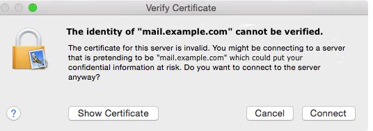 image of Identity Error