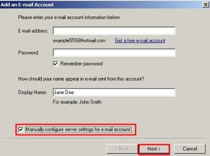 Account Info